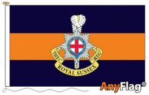 -ROYAL SUSSEX REGIMENT ANYFLAG RANGE - VARIOUS SIZES
